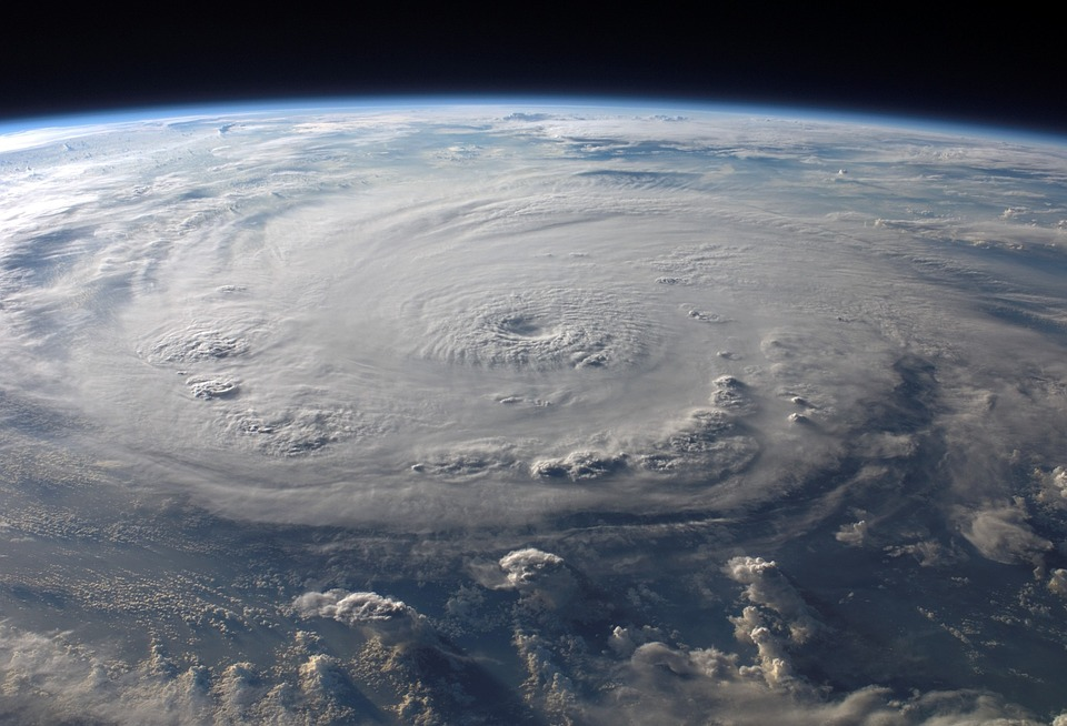 Above+is+a+satellite+image+of+a+hurricane.++Thousands+are+left+in+turmoil+with+the+upcoming+Hurricane+Maria+after+the+devastating+events+of+Hurricane+Harvey%2C+and+Hurricane+Irma.