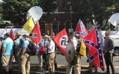 Charolettesville Rally Centers Around Hate