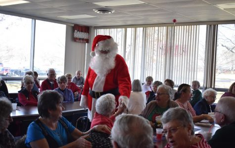 Senior citizen luncheon brings joy to AHS