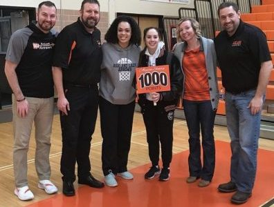 Ashland high school senior reaches 1,000 point basketball milestone