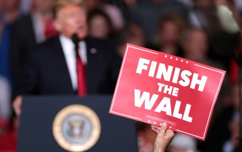 Trump 'not happy' with border negotiations, declares national emergency