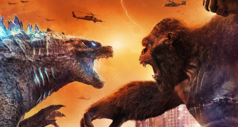 Pictured is Kong throwing a punch at Godzilla. Picture gotten from indiewire.com